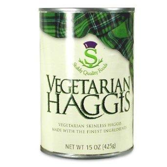 Wegetariańskie szkockie haggis - Stahly Quality - przepis