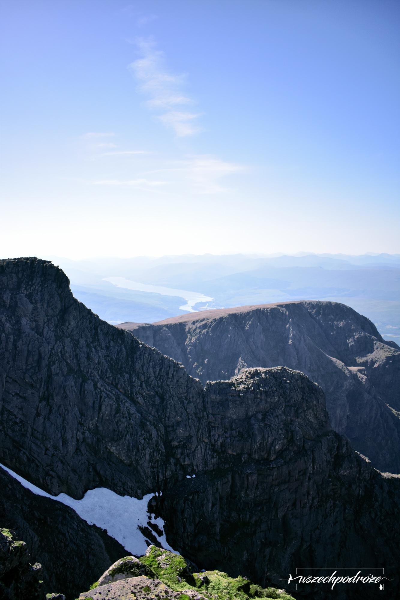 Gdzie jechać w góry Ben Nevis