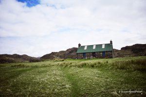 Szkockie Peanmeanach Bothy