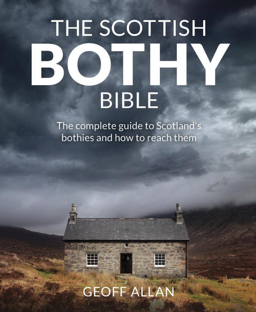 The Scottish Bothy Bible książka o Bothy
